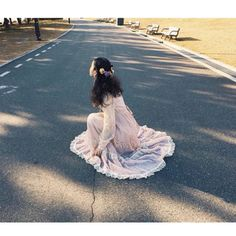 今日のピックアップ #fashionista はお久しぶりのるうこさん ✨ 淡いピンクのレースワンピがとっっってもキュート #fashion #aboutalook #girly #dress #lace #ootd #outfit #highlyapp made with @highly_official