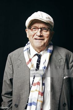 Artist David Hockney is photographed for Out Magazine on September 26, 2012 in London, England.