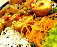 Shrimps - Tofu
