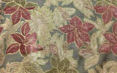 Chenille Fabric Leaf Pattern Cotton Blend by supplysideeconomics Reuse Fabric, Energy Use, Chenille Fabric, Integrity, Etsy Store, Fabric Design, Leaves, Beige, Pattern