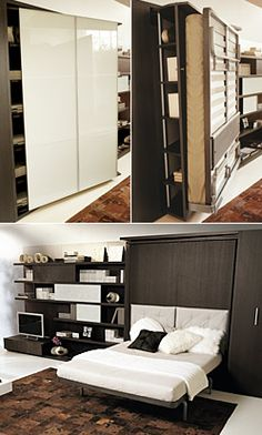 1000 images about folding bed on pinterest folding beds for Murphy bed melbourne