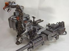zoikino! - 改造ゾイド: 重力砲装備ウルトラザウルス