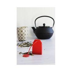 Infuseur sachet de thé rouge ou noir
