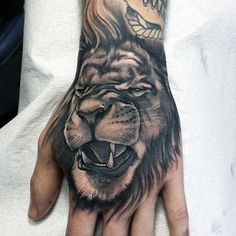 Top 50 Best Hand Tattoos For Men - Fist Designs And Ideas