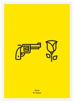 Rock Band Icons by design studio Tata&Friends