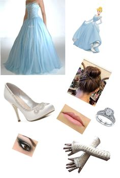 """""""Cinderella! (:"""" by kaitlynmalik115 ❤ liked on Polyvore"""