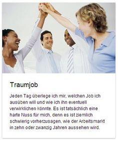 """Was ist dein #Traumjob? Welcher #Job würde am besten zu dir passen?  Auf deutschfans.com könnt ihr den #Aufsatz """"Traumjob"""" lesen. Viel Spaß beim #Lesen! #Deutschlernen"""