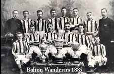 The first FA CUP takes place Bolton Wanderers win 1 - 0 over the Royal Engineers On This day March 16 1872 Bolton Wanderers Fc, Royal Engineers, Football Kits, Fa Cup, Old Town, Nostalgia, History, Group, Vienna