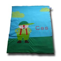 Speelkleed Cas | Playing quilt Cas Cas, Beach Mat, This Is Us, Outdoor Blanket, Colours, Quilts, Unique, Design, Comforters
