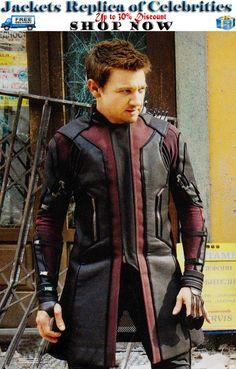 Hawkeye Avengers 2 Jacket