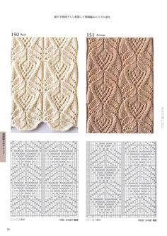 260 Knitting Pattern Book by Hitomi Shida — Yandex. Lace Knitting Stitches, Lace Knitting Patterns, Cable Knitting, Knitting Books, Knitting Charts, Lace Patterns, Knitting Projects, Stitch Patterns, Knit Art