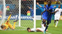 Inglaterra 1 - 2 Italia