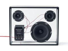 Transparent Speaker - $849