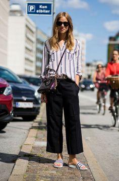 Como usar: pantacourt! • Moda • Tag It