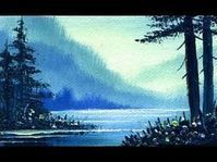 Russet Snowfall (3x4) / Small & Simple Oil Painting Sketch - YouTube #OilPaintingSimple
