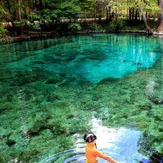 Ginnie Springs Florida :)