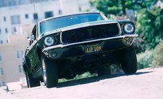 1968 Ford Mustang - Bullitt