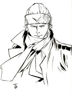 Captain Boomerang by Marcus To