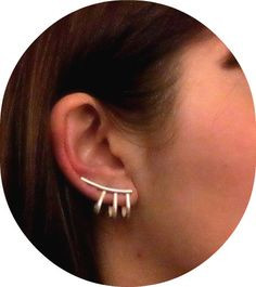 Ear Cuffs for a funky look
