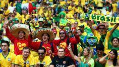 Brésil - Mexique www.mafoot.fr