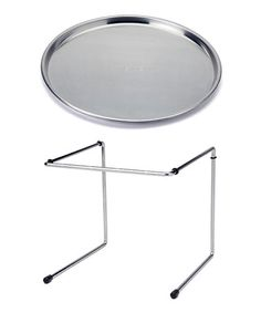 Loving this Folding Pizza Stand & Pan on #zulily! #zulilyfinds