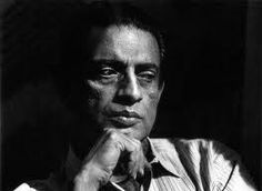 Filmmaker Satyajit Ray Regarded as a Master in World Cinema It was the year of India's Independence from Great Britain in Satyajit Ray, Ray Film, Charcoal Art, No One Loves Me, Filmmaking, I Movie, Cinema, Portrait, Image