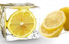 Combate los tumores malignos de tu cuerpo con limón congelado. Es lo mejor