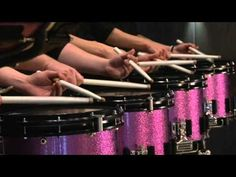 The best drum line video ever! - YouTube