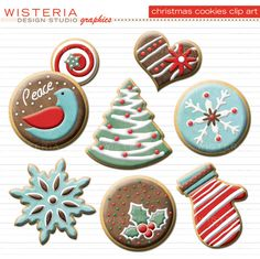 The good idea to get the solution when you want to make the Christmas Cookie Clip Art is coming from here. Description from ioprisoi.com. I searched for this on bing.com/images