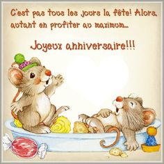E-Cards Anniversaire en français | Fotomontagem joyeux anniversaire - Pixiz