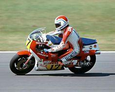 Silverstone British GP 1981