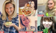 Who eats best, a dancer, a model, a personal trainer, a nurse or chef?