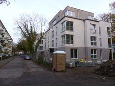 Ein Neubau in der Rießerseestrasse in Berlin