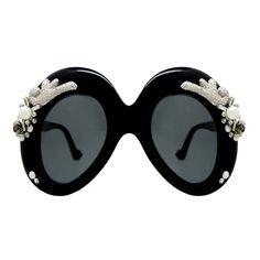 1fd2f605d42 A-morir eyewear cheslow black Round Frame Sunglasses