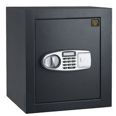 6. First Alert 2087F-BD 0.94 Cubic Feet Bolt-Down Waterproof 1 Hour Fire Safe with Combination Lock, Grey