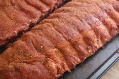In Memphis the Rub is the most important ingredient aside from the meat. Often ribs are served with only a rub and without sauce.