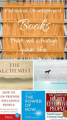 Best Self Help Books pinterest image