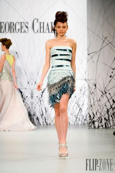Georges Chakra Spring-summer 2014 - Couture - http://www.flip-zone.net/fashion/couture-1/fashion-houses/georges-chakra-4456
