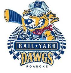 Roanoke Rail Yard Dawgs hockey jersey - Google Search
