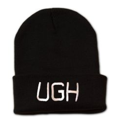 This hat that's just so chipper. | 17 Products For People Who Just Want To Be Left Alone