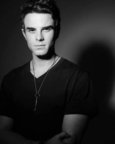 Nate Buzolic- Hey cutie, what's up?!