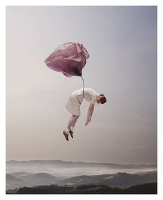 Surreal 'Sleep Elevations' By Maia Flore...