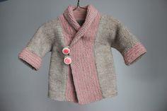 SweetKM: Shawl Collar Baby Coat