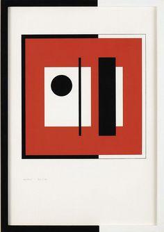 Bruno Munari, Anche la corniche, 1935. ~~ For more: - ✯ http://www.pinterest.com/PinFantasy/arte-~-arte-geom%C3%A9trico-mondrian-y-otros/