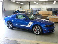 Barrett Jackson Edition Roush Mustang