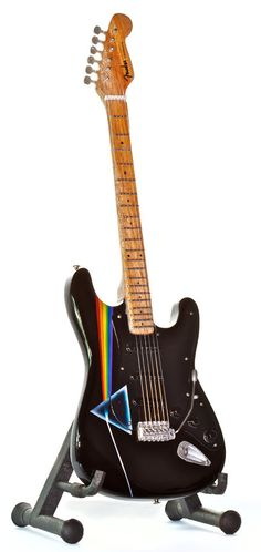 DSOTM Fender. Haha, awesome. I wouldn't want this one but she's pretty cool anyway