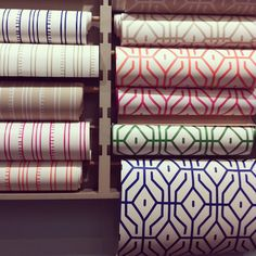 Anna Spiro's amazing new line of wallpapers, as seen on her blog absolutely beautiful things