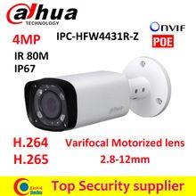 Dahua Poe varifocal motorized lens 2.8mm ~12mm camera IPC-HFW4431R-Z H.265 network CCTV camera 4MP IR 80M ip camera HFW4431R-Z     Tag a friend who would love this!     FREE Shipping Worldwide   http://olx.webdesgincompany.com/    Buy one here---> http://webdesgincompany.com/products/dahua-poe-varifocal-motorized-lens-2-8mm-12mm-camera-ipc-hfw4431r-z-h-265-network-cctv-camera-4mp-ir-80m-ip-camera-hfw4431r-z/