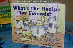 Great friendship book -- could use as introduction for creating model words about friendship - eventually using those as blocks for improvisation.