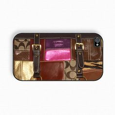 Coach Inspired iPhone 4 Case iPhone case iPhone 4s Case by iPurely, $15.00